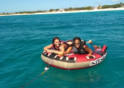 combo jet ski tour with flyboard and water wings with Jet Paradise St Maarten